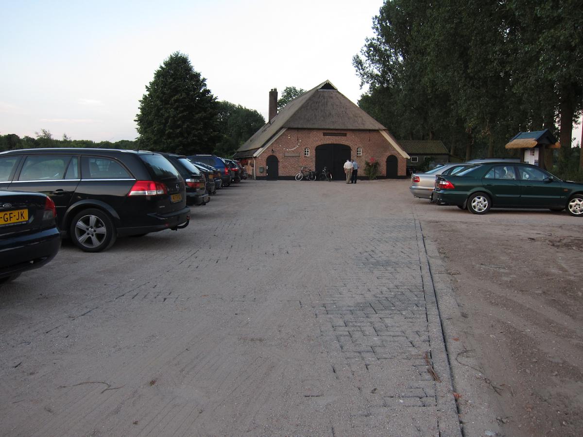 Parkeerplaats anno 2012