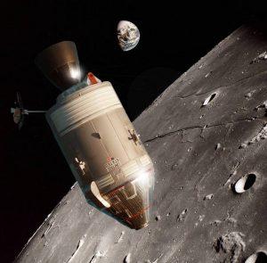 Apollo 8: 50 jaar geleden