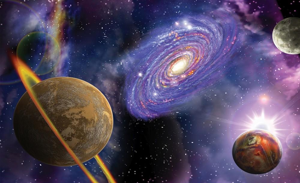 Afstanden in het heelal