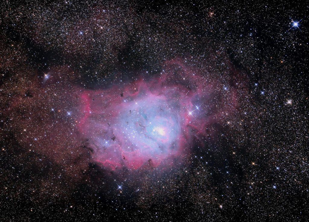 De nevels van Messier