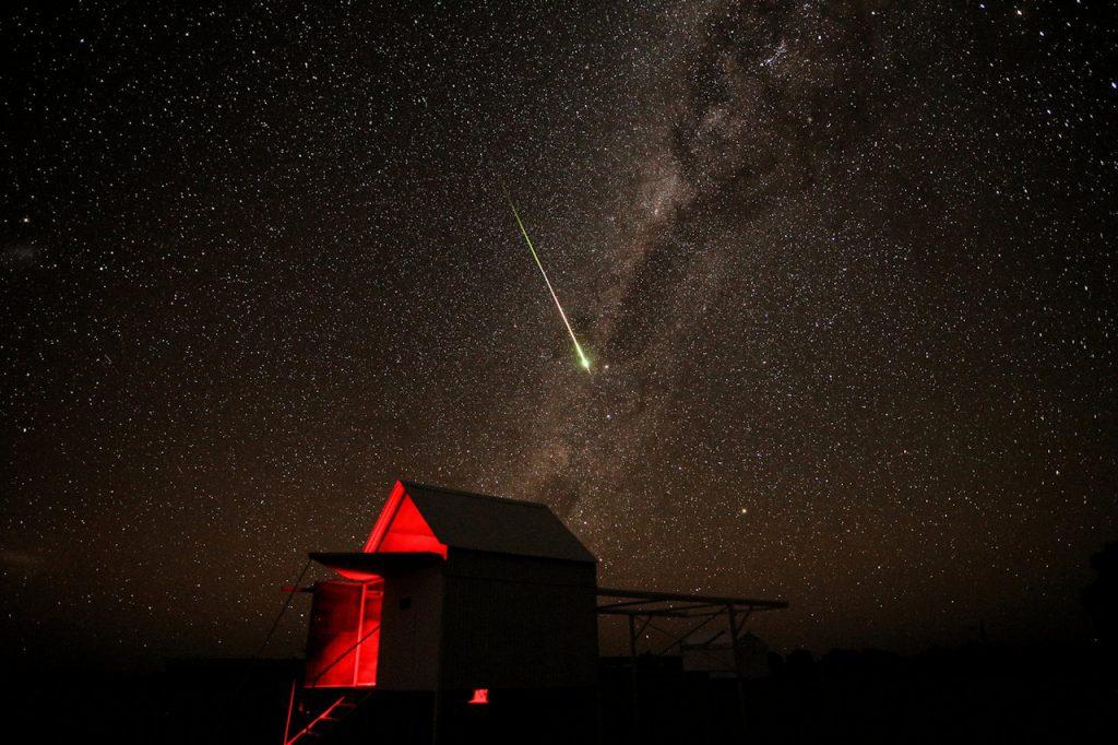Nacht van de Nacht - Namibië, waar de sterrenhemel nog donker is