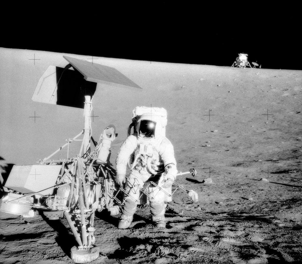 Apollo 12: de 2e maanlanding