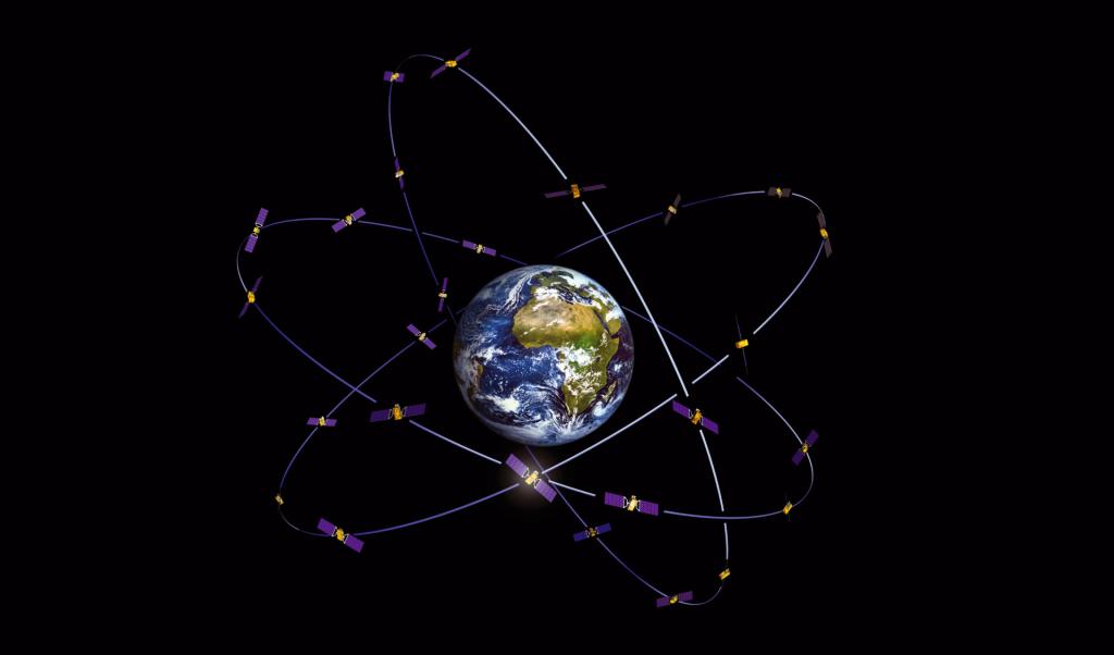 Navigatie in de ruimtevaart