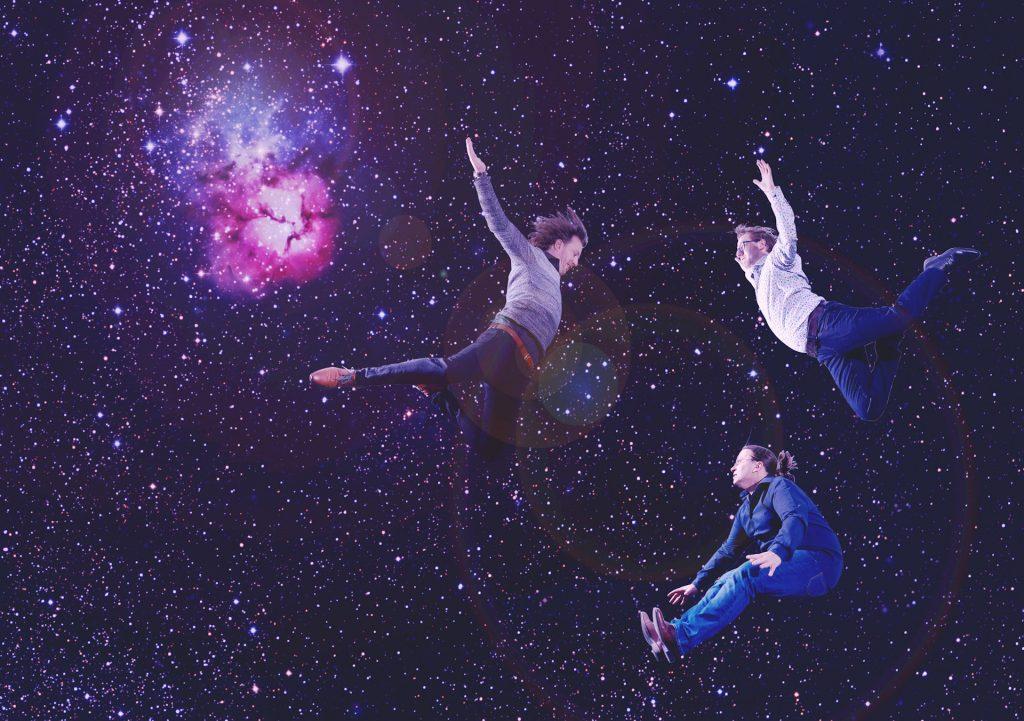 Het heelal als inspiratiebron voor alle muziek