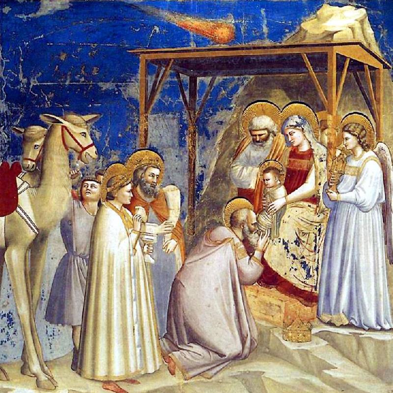 LIVESTREAM!  Een nieuwe Ster van Bethlehem?
