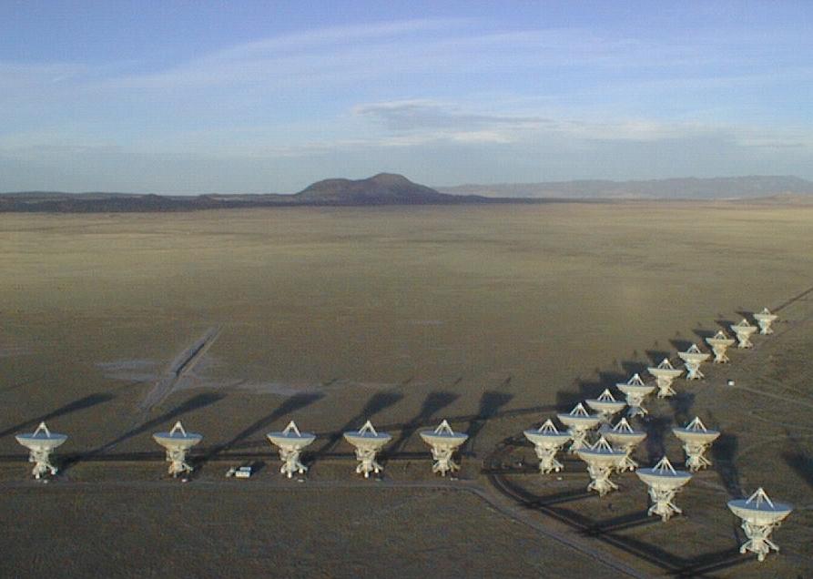 Radio-interferometrie: Mandarijntjes op de Maan - gastspreker Ilse van Bemmel