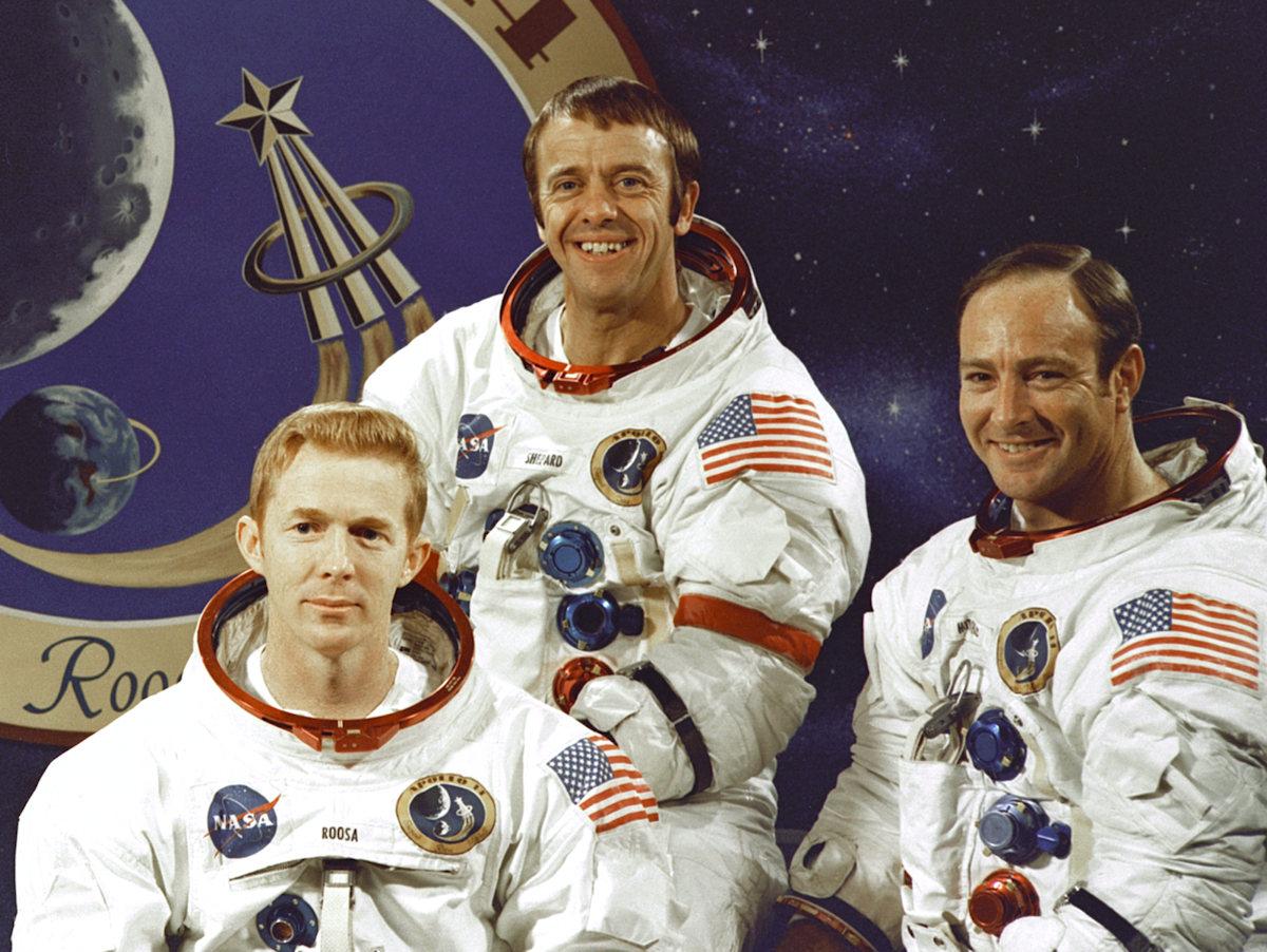 LIVESTREAM!  Apollo 14: 50 jaar geleden