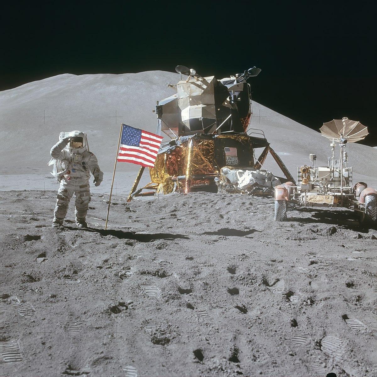 LIVESTREAM! Apollo 15: 50 jaar geleden