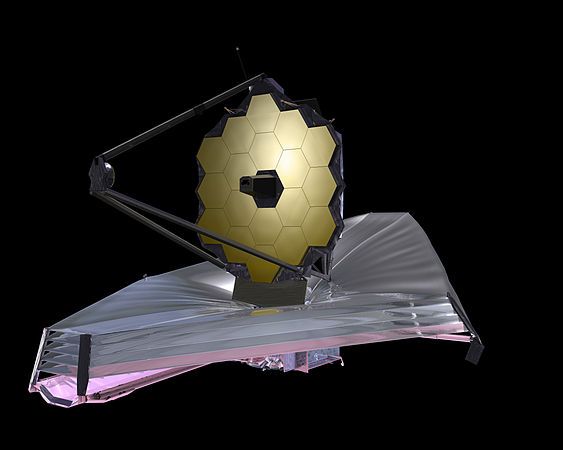 LIVESTREAM!  James Webb Space Telescope
