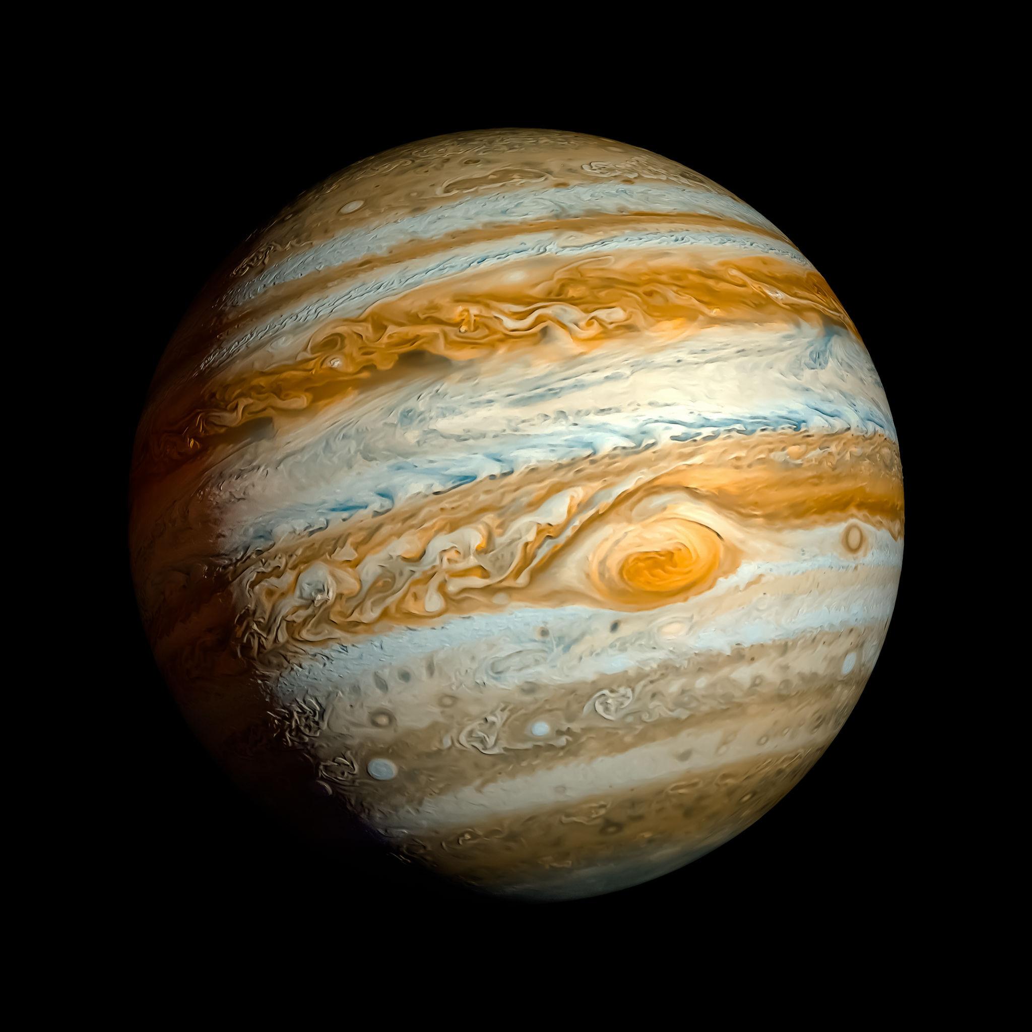 LIVESTREAM! De planeet Jupiter