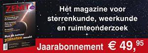 """Gebruik code """"Bussloo"""" om voor €49,95 een jaarabonnement Zenit af te sluiten met daarbij Sterren & Planeten gratis."""