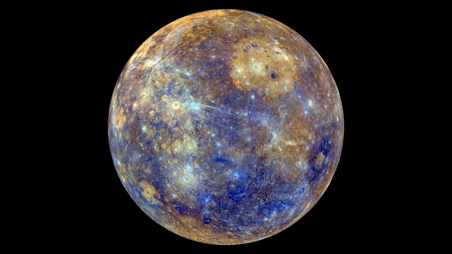 LIVESTREAM!  De planeet Mercurius