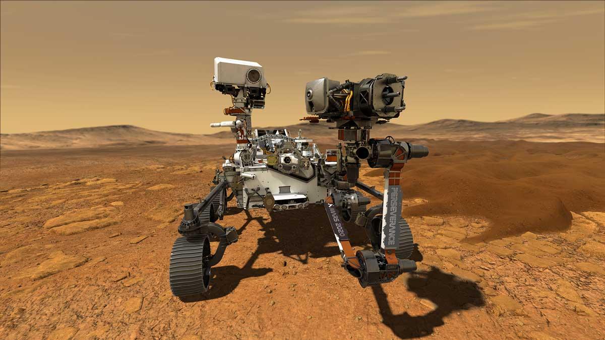 LIVESTREAM! Perseverance: 150 dagen op Mars