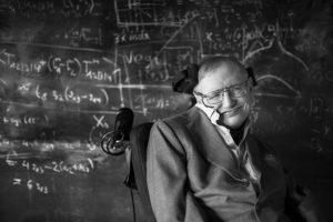 Leven en werk van Stephen Hawking