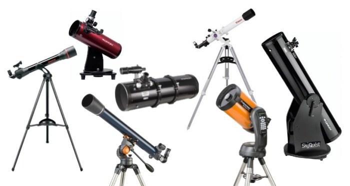 Je eigen telescoop