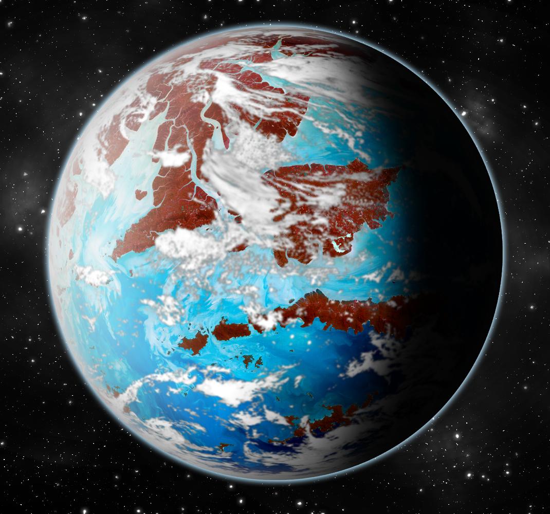 Op zoek naar 'tweeling-Aarde'  –  gastspreker Henny Lamers