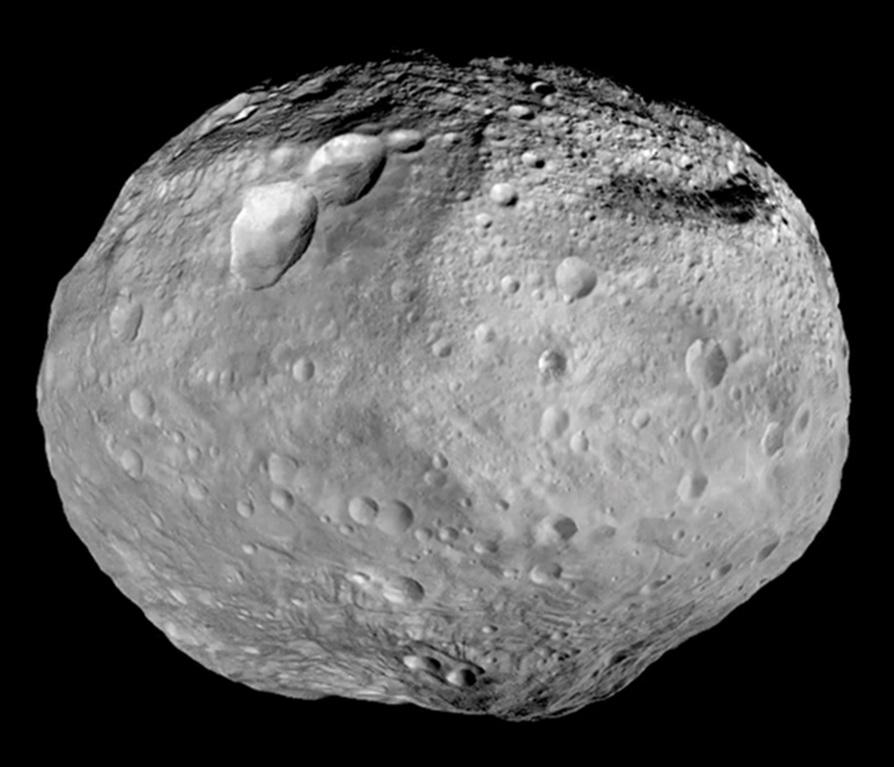 LIVESTREAM!  De planetoïde Vesta