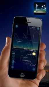 Sterrenkundige app's voor de smartphone