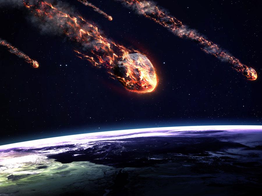 Meteorieten: stenen uit de ruimte