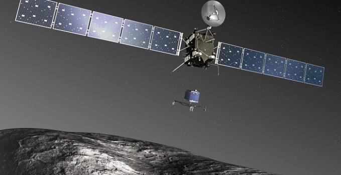 LIVESTREAM! Rosetta: onderzoek van een komeet
