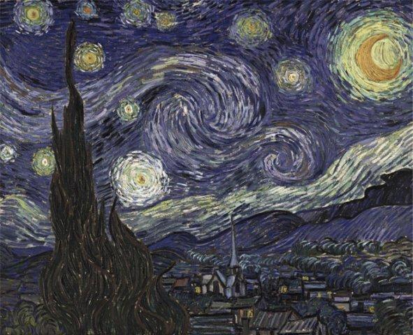 LIVESTREAM! Astronomie in de kunst