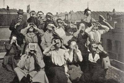 De zonsverduisteringsexpeditie van 17 april 1912 in Zuid-Limburg